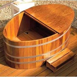 Купель в бане -разновидности и варианты применения