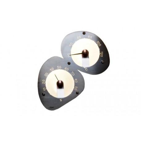 Термометр-гигрометр Cariitti с подсветкой 1545822