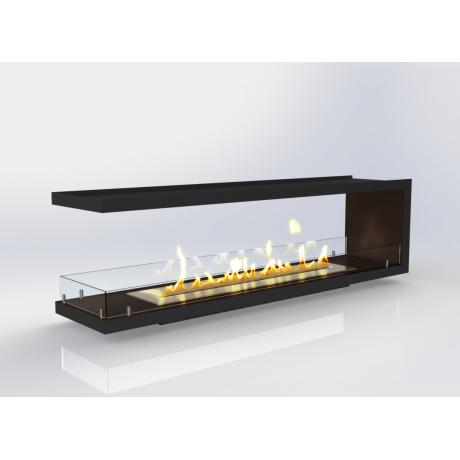 Биокамин встраиваемый Gloss Fire Focus MS 002